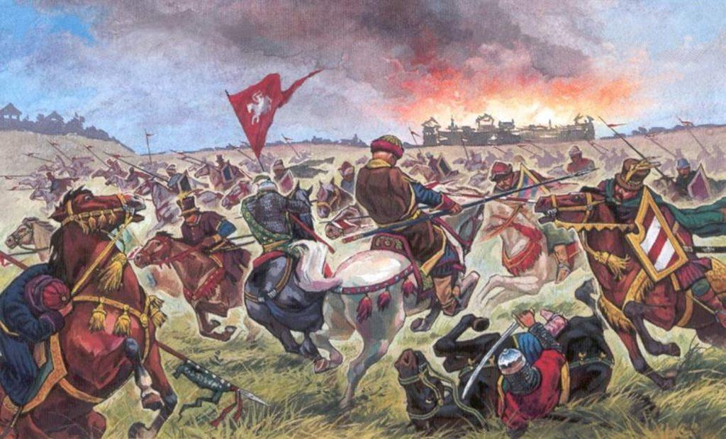 Битва турков за Европу