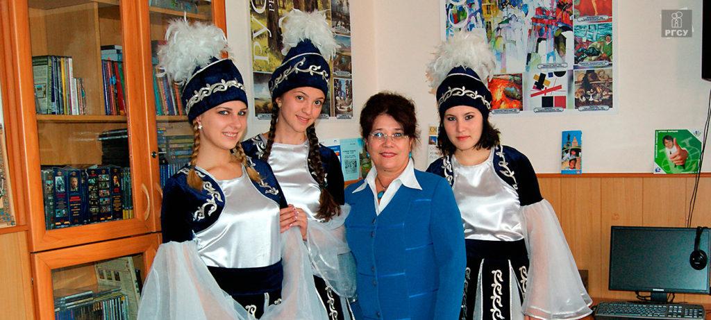 Русские в Кыргызстане