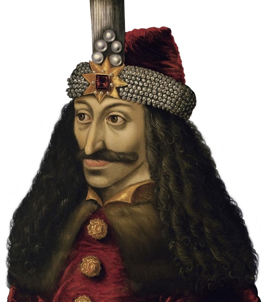 Портрет Влада III Дракулы, XVI век