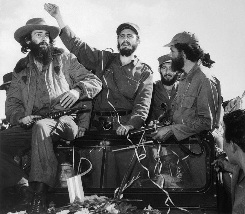 Свои политические и идеологические позиции Фидель Кастро раскрывает в своей знаменитой речи «История меня оправдает».