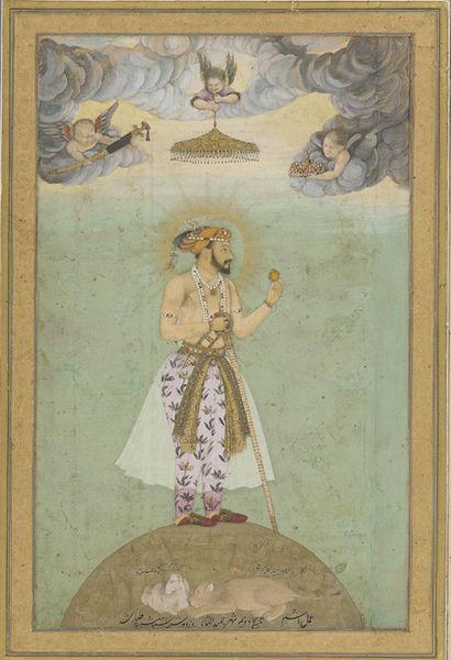 Ещё принцем Шах-Джахан взял себе в жены 19-летнюю девушку, и его любовь к ней была безгранична.