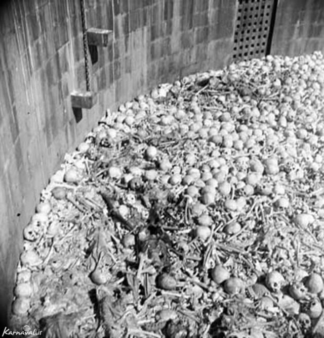 башни мертвых