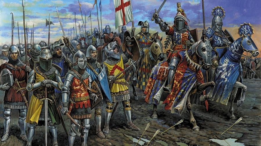 эпоха рыцарей