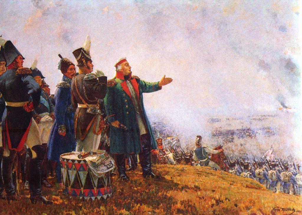 Нападавшие всегда несут больше потерь, чем обороняющиеся в этой битве было все наоборот. Потери русских войск значительно превысили французские