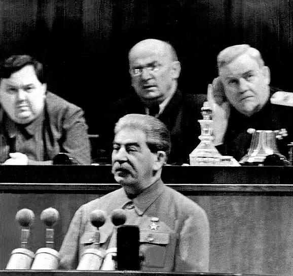 Последняя известная прижизненная фотография Сталина